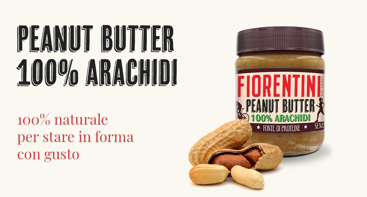 Peanut Butter 100% arachidi